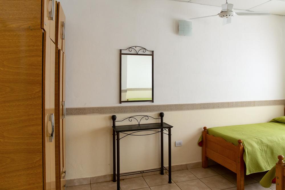dormitorio residencia
